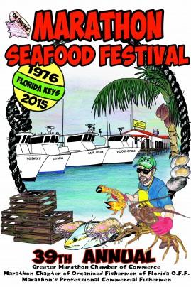 Marathon Seafood Festival 2015